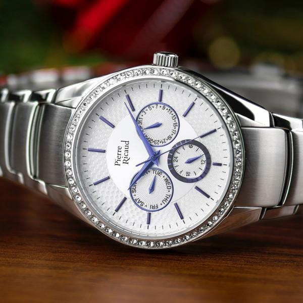 Uhr mit Cross-Selling